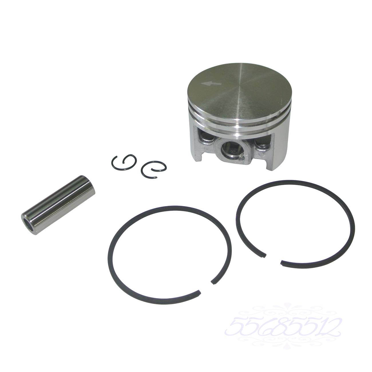 44mm Piston ve Halkalar Kiti Fit Stihl 026 MS260 MS260C 026 PRO Testereler 1