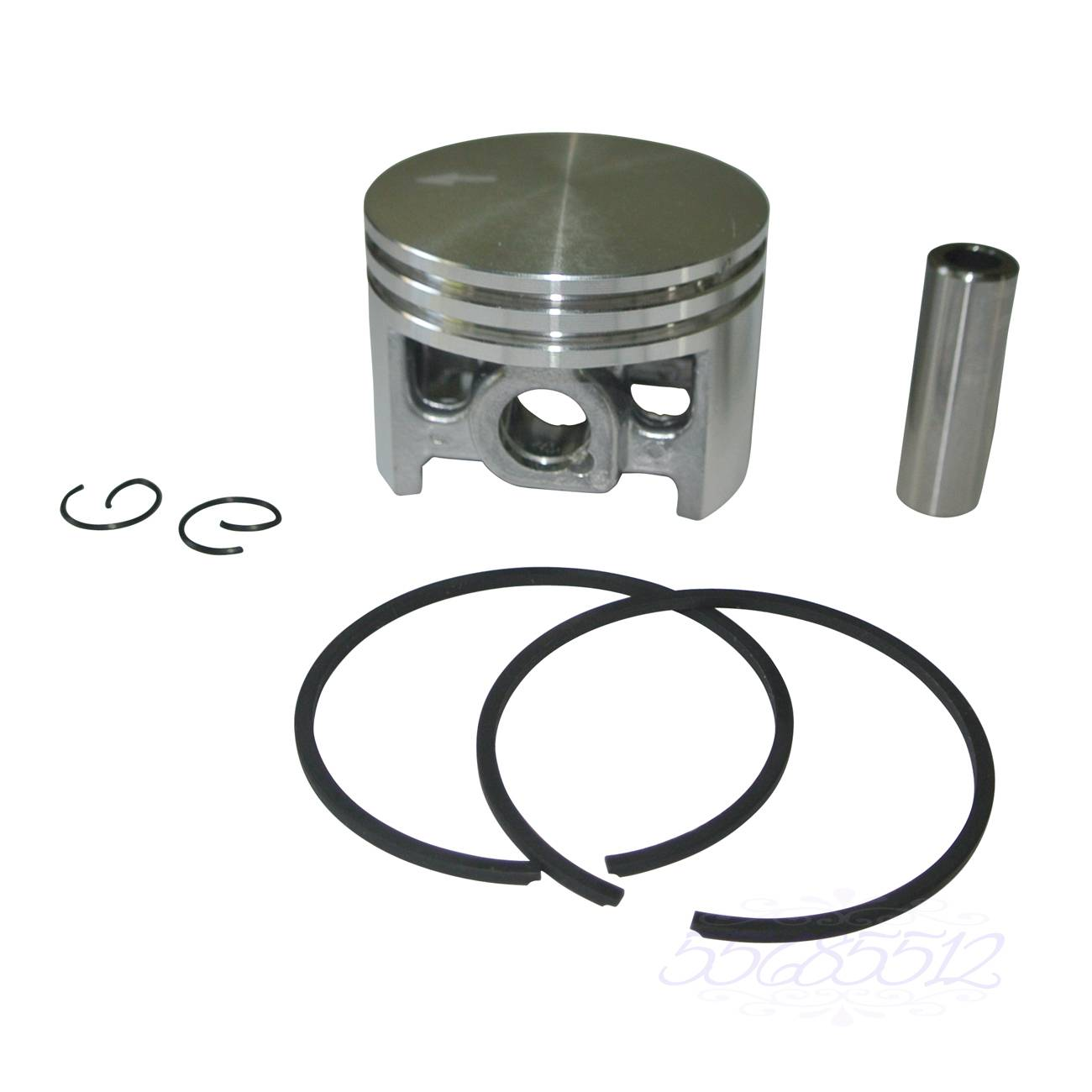 44mm Piston ve Halkalar Kiti Fit Stihl 026 MS260 MS260C 026 PRO Testereler 2